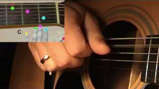 """Аккорды песни """"Yesterday"""" The Beatles (cover). Полная версия"""
