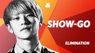 SHOW-GO  |  Grand Beatbox SHOWCASE Battle 2018  |  Elimination