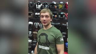 Видео-приглашение  Кирилла Кузьмина