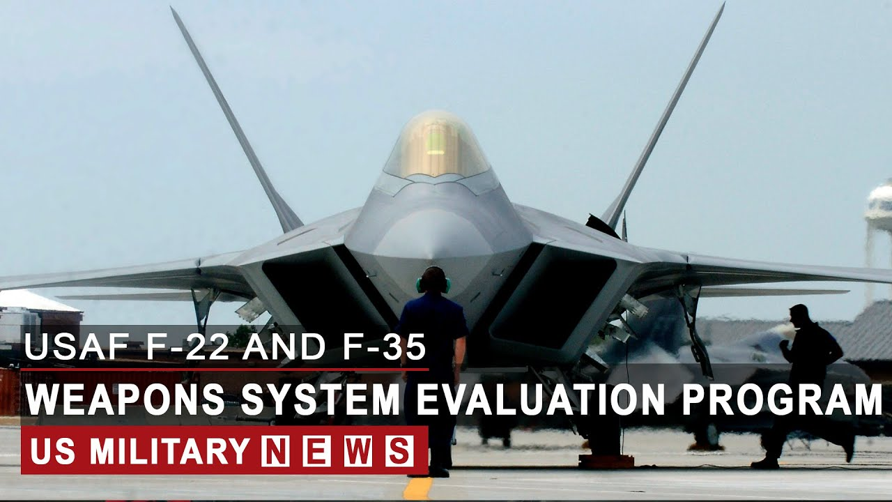 F-22 Raptor Weapons System Evaluation Program