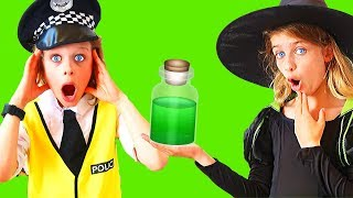 Gambar cover SWITCH UP BIGGY THE POLICEMAN Pretend Play w/ The Norris Nuts