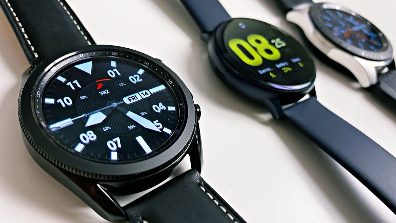 Download Top 10 Smart Watch 2021 - Best Smartwatches you can buy right now!