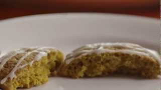 How To Make Iced Pumpkin Cookies