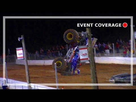 The Buck Motorsports Monster Trucks and Tuff Trucks 8-26-2017