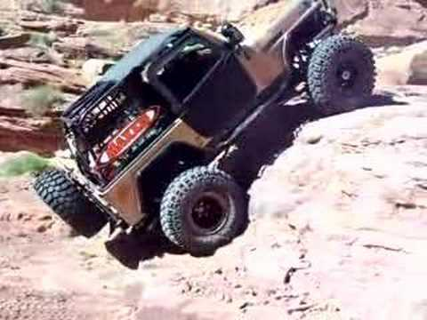 TnT Customs - TJ on Pritchett Canyon - Rock Pile