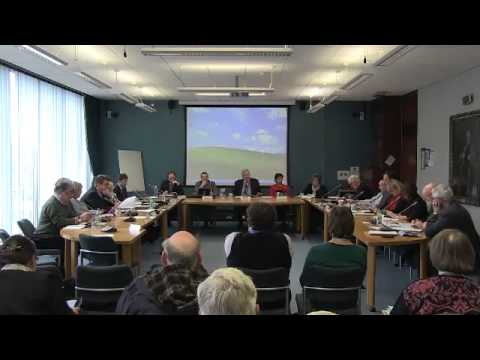 Shropshire Council Cabinet January 14th 2014