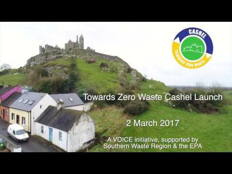Zero Waste Cashel Launch 2nd March 2017