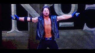 AJ Styles: Beyond Phenomenal (WWE Network Collection Intro)
