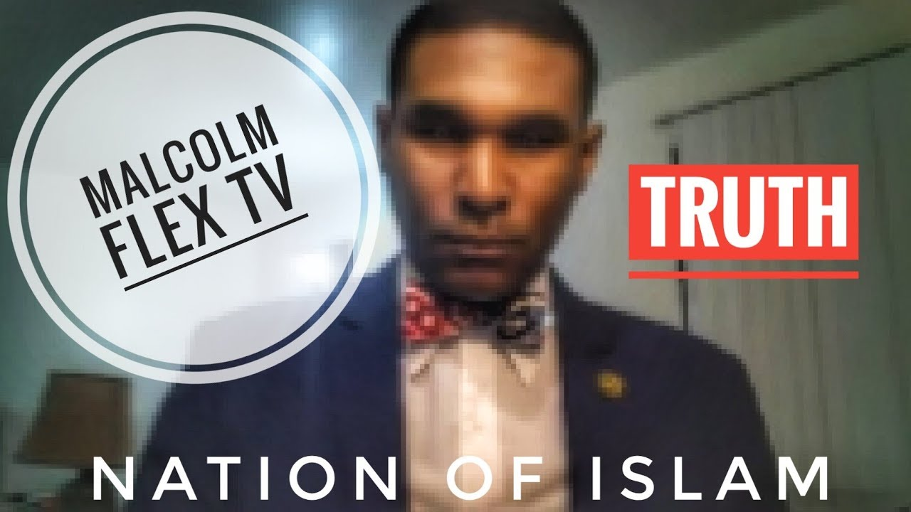 Malcolm Flex TV On Information Man Show The Nation