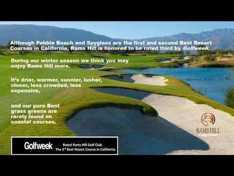 Rams Hill Golf Club - a Fazio course