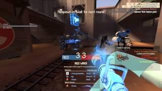 DAT vs oops UGC Silver pl_badwater_pro7 Sniper POV
