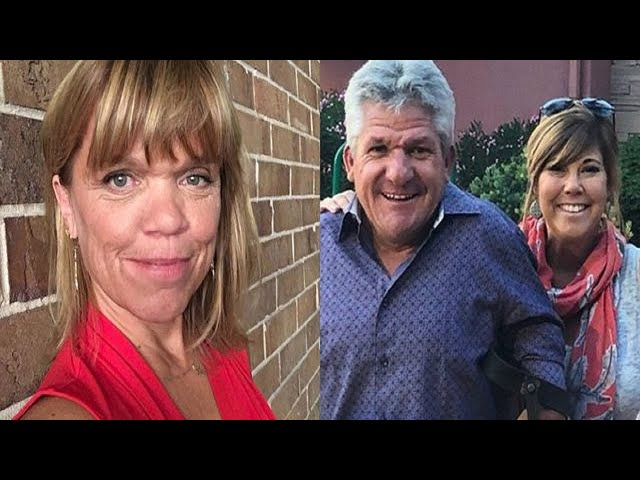'Little People, Big World'\: Matt Roloff Say 'A Big Fat No' to Amy Roloff Invited to Her Wedding!!