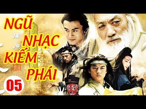 Ngũ Nhạc Kiếm Phái - Tập 5 | Phim Kiếm Hiệp Trung Quốc Hay Nhất - Phim Bộ Thuyết Minh