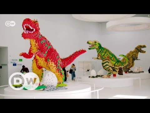 When architects play with Lego | DW English