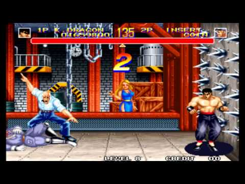 World Heroes 2 1cc Hardest Arcade (Death Match Mode)