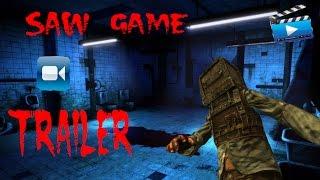 SAW gametrailer - Первый русский трейлер игры