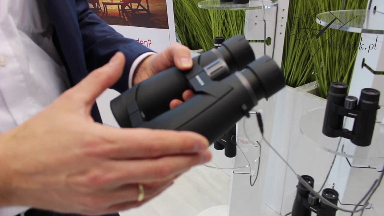 New minox binoculars bl 8x56 hd iwa 2017 youtube