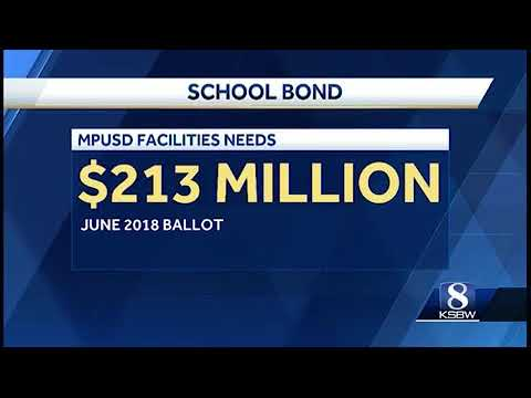 Monterey Peninsula school bond