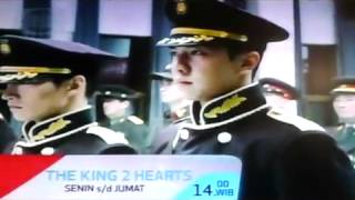 """Video [Indonesia - INDOSIAR] """"The King 2 Hearts"""" Preview download MP3, 3GP, MP4, WEBM, AVI, FLV September 2018"""