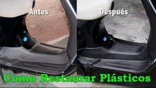 Co�mo Restaurar Plásticos - Bricoñapa 1