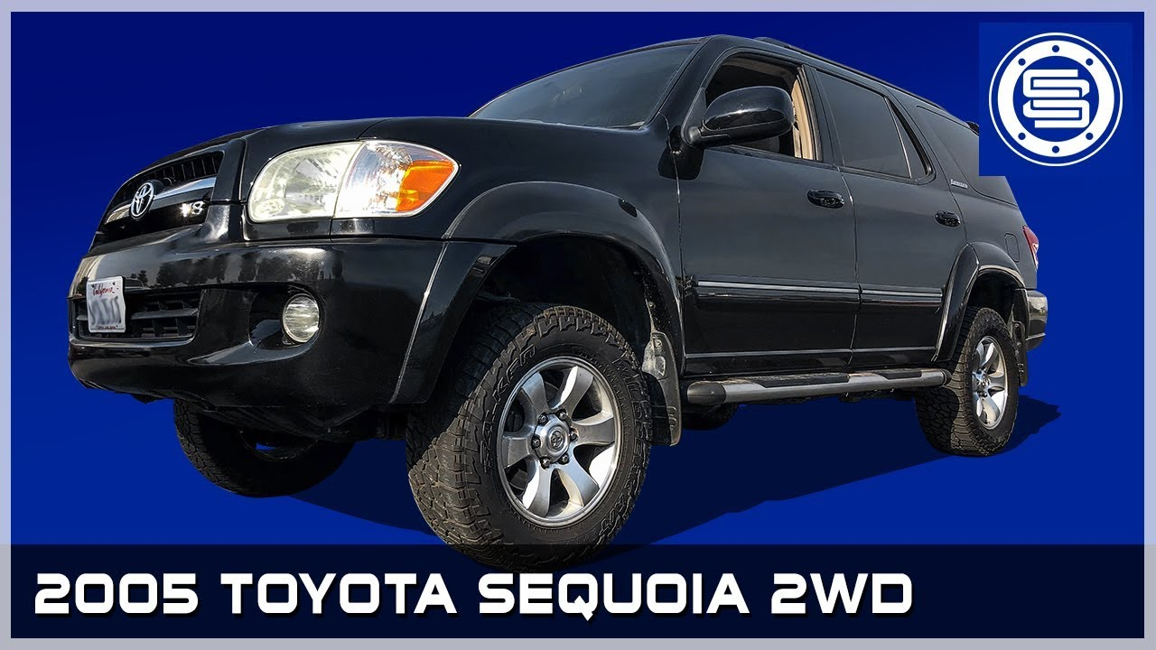 2005 toyota sequoia 2wd i 2 front leveling kit youtube 2005 toyota sequoia 2wd i 2 front leveling kit