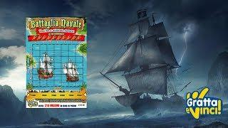 Gratta e Vinci: Battaglia Navale - Tagliando 01 [Serie 56]