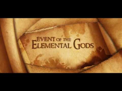 LAGHAIM REVOLUTION: Event Of The Elemental Gods