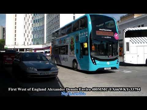 Half An Hour At Bristol Bus Station
