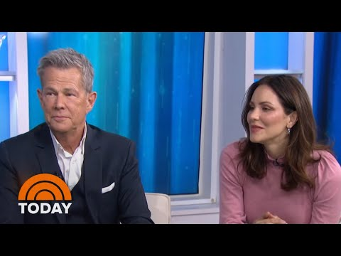 Katharine McPhee-Foster on the TODAY Show