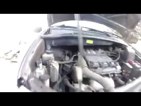 how to install cts ect cooling temp sensor on a toyota sienna 1998 1999 2000 2001 2002 2003 Toyota Tacoma Coolant Temperature Sensor Location