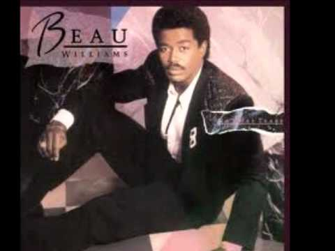 Beau Williams- All Because Of You (1986)