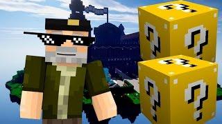 Minecraft | IMPARABLE!! | Minijuego LUCKY ISLANDS