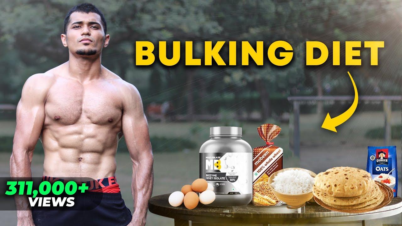 Cheap Healthy Bulking Foods
