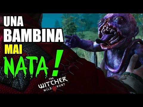 Synergo ci torna: THE WITCHER 3 - Una BAMBINA mai NATA!