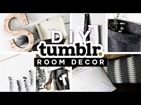 DIY Tumblr Inspired Room Decor (2019) Super Affordable // Lone Fox