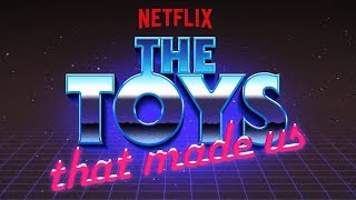 Ryan Yzquierdo Of Seibertron.com In Netflix's The Toys That Made Us