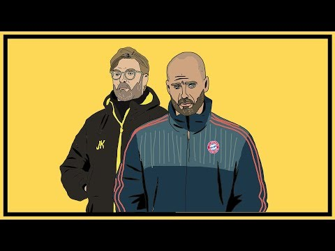 Guardiola v Klopp: Possession v Space | Tactics Explained