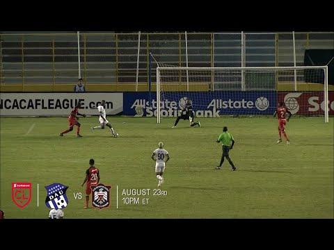 Arabe Unido (PAN) vs CD Aguila (SLV) | SCL 2017 Preview