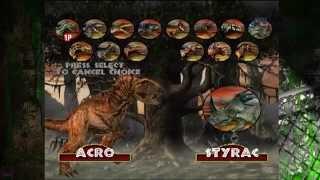 Warpath Jurassic Park -Todos los Dinosaurios y los Escenarios
