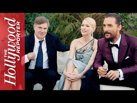 Matthew McConaughey & Naomi Watts Talk 'Sea Of Trees': Live From Cannes 2015