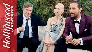 Matthew McConaughey & Naomi Watts Talk 'Sea Of Trees': Live From Cannes 2015