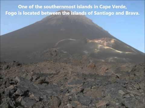 D44TS Fogo Island Cabo Verde Cape Verde. From dxnews.com