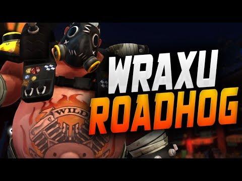 Wraxu ROADHOG MAIN! 4161 SR! [ OVERWATCH SEASON 14 TOP 500 ] thumbnail