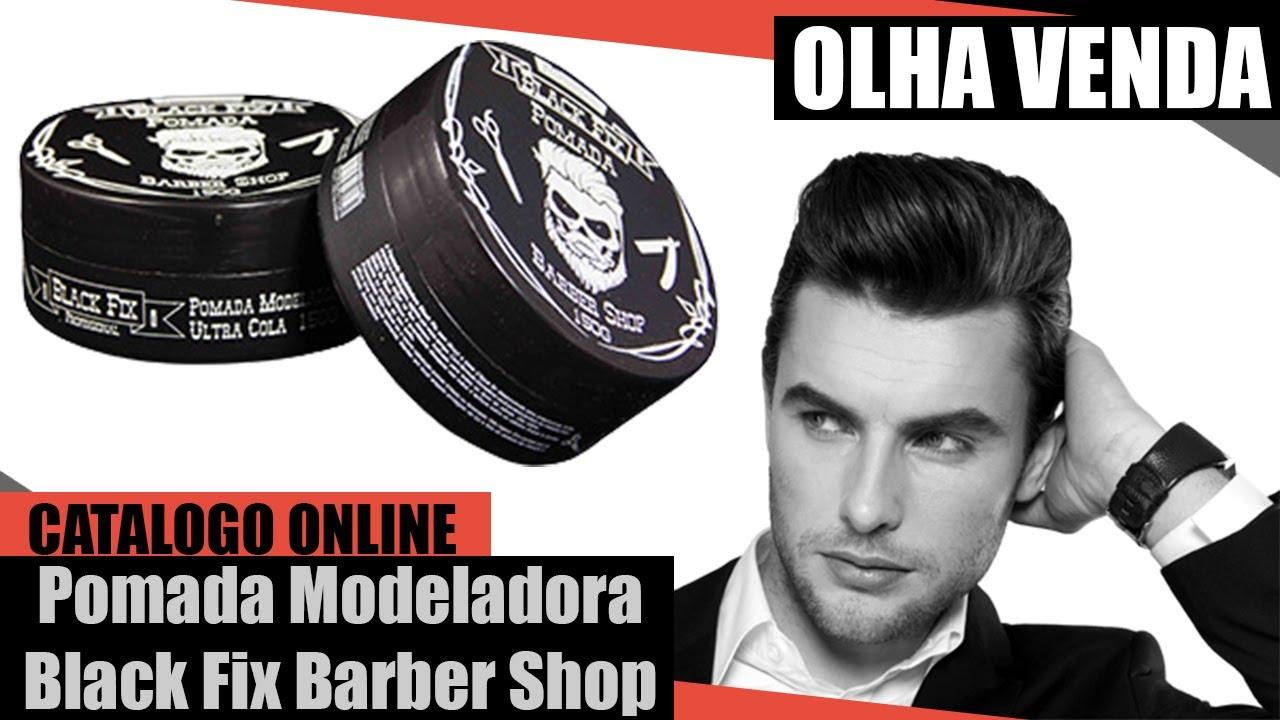black barber shop