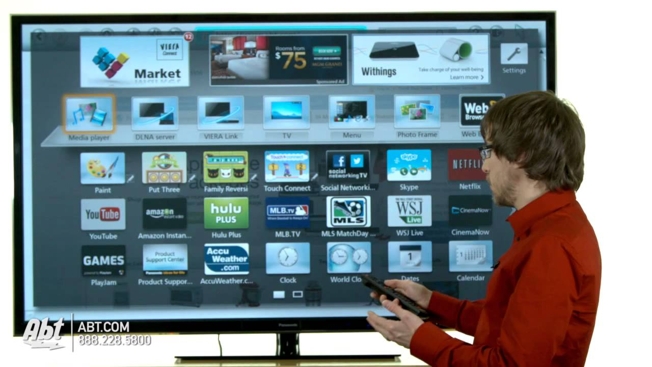 Panasonic TC-P65GT30 Smart TV Drivers for Windows