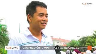 Trận giao hữu giữa Ciputra Golf Club và Times City & Friends Golf Club 1
