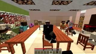 Анимация по Майнкрафт ! Сериалы Minecraft Школа Монстров KIDS Для Детей Детский Канал Мультики дети