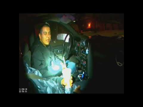 Body Cam Footage of Bemidji Officer Involved Shooting of Vernon May- Entire Traffic Stop
