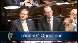"""IRISH PATRIOT RIPS PARLIAMENT  FOR"""" PIMPING OUT""""  IRELAND TO OBAMA... AWESOME!"""