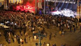 Midpoint Music Festival Time Lapse